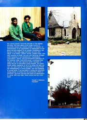 Page 10, 1983 Edition, St Augustines College - Falcon Yearbook (Raleigh, NC) online yearbook collection