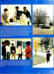 Page 11, 1983 Edition, St Augustines College - Falcon Yearbook (Raleigh, NC) online yearbook collection