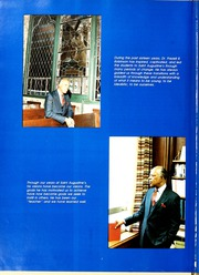Page 6, 1983 Edition, St Augustines College - Falcon Yearbook (Raleigh, NC) online yearbook collection