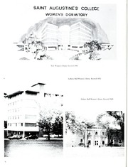 Page 10, 1987 Edition, St Augustines College - Falcon Yearbook (Raleigh, NC) online yearbook collection