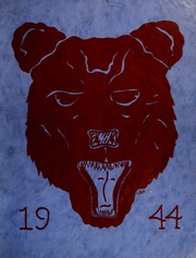 Page 1, 1944 Edition, Shaw University - Bear Yearbook (Raleigh, NC) online yearbook collection