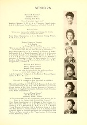 Page 13, 1944 Edition, Shaw University - Bear Yearbook (Raleigh, NC) online yearbook collection