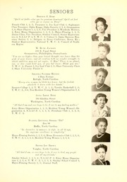 Page 15, 1944 Edition, Shaw University - Bear Yearbook (Raleigh, NC) online yearbook collection