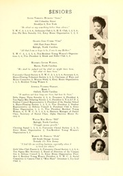Page 17, 1944 Edition, Shaw University - Bear Yearbook (Raleigh, NC) online yearbook collection