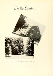 Page 8, 1944 Edition, Shaw University - Bear Yearbook (Raleigh, NC) online yearbook collection