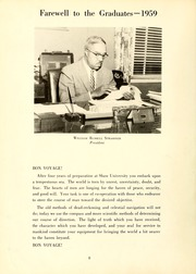 Page 12, 1959 Edition, Shaw University - Bear Yearbook (Raleigh, NC) online yearbook collection