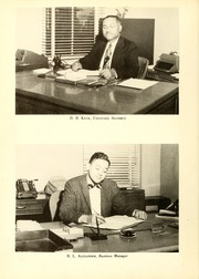 Page 14, 1959 Edition, Shaw University - Bear Yearbook (Raleigh, NC) online yearbook collection
