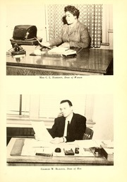Page 15, 1959 Edition, Shaw University - Bear Yearbook (Raleigh, NC) online yearbook collection
