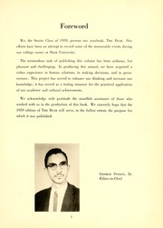 Page 9, 1959 Edition, Shaw University - Bear Yearbook (Raleigh, NC) online yearbook collection