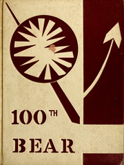 1965 Edition, Shaw University - Bear Yearbook (Raleigh, NC)