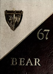 1967 Edition, Shaw University - Bear Yearbook (Raleigh, NC)