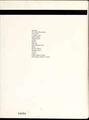 Page 9, 1967 Edition, Shaw University - Bear Yearbook (Raleigh, NC) online yearbook collection