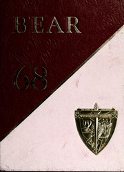 1968 Edition, Shaw University - Bear Yearbook (Raleigh, NC)