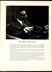 Page 10, 1969 Edition, Shaw University - Bear Yearbook (Raleigh, NC) online yearbook collection