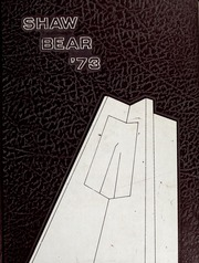 1973 Edition, Shaw University - Bear Yearbook (Raleigh, NC)