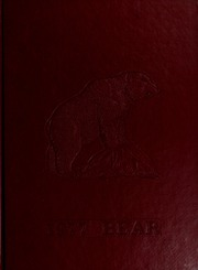 1977 Edition, Shaw University - Bear Yearbook (Raleigh, NC)