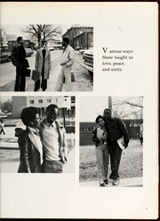 Page 13, 1979 Edition, Shaw University - Bear Yearbook (Raleigh, NC) online yearbook collection