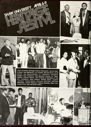 Page 2, 1979 Edition, Shaw University - Bear Yearbook (Raleigh, NC) online yearbook collection