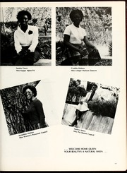Page 145, 1981 Edition, Shaw University - Bear Yearbook (Raleigh, NC) online yearbook collection