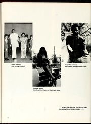 Page 146, 1981 Edition, Shaw University - Bear Yearbook (Raleigh, NC) online yearbook collection