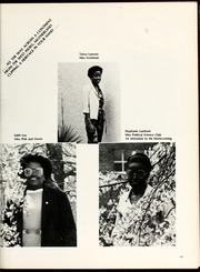 Page 147, 1981 Edition, Shaw University - Bear Yearbook (Raleigh, NC) online yearbook collection