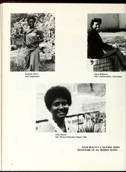 Page 150, 1981 Edition, Shaw University - Bear Yearbook (Raleigh, NC) online yearbook collection