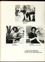 Page 152, 1981 Edition, Shaw University - Bear Yearbook (Raleigh, NC) online yearbook collection
