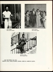 Page 153, 1981 Edition, Shaw University - Bear Yearbook (Raleigh, NC) online yearbook collection