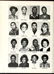 Page 56, 1981 Edition, Shaw University - Bear Yearbook (Raleigh, NC) online yearbook collection
