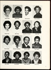 Page 57, 1981 Edition, Shaw University - Bear Yearbook (Raleigh, NC) online yearbook collection