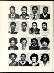 Page 58, 1981 Edition, Shaw University - Bear Yearbook (Raleigh, NC) online yearbook collection