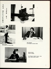 Page 63, 1981 Edition, Shaw University - Bear Yearbook (Raleigh, NC) online yearbook collection