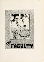 Page 13, 1927 Edition, Flora Macdonald College - White Heather Yearbook (Red Springs, NC) online yearbook collection