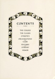 Page 9, 1928 Edition, Flora Macdonald College - White Heather Yearbook (Red Springs, NC) online yearbook collection
