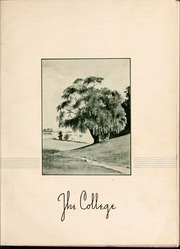 Page 15, 1936 Edition, Flora Macdonald College - White Heather Yearbook (Red Springs, NC) online yearbook collection