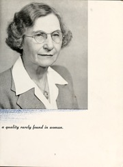 Page 11, 1947 Edition, Flora Macdonald College - White Heather Yearbook (Red Springs, NC) online yearbook collection