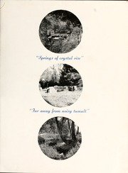 Page 13, 1947 Edition, Flora Macdonald College - White Heather Yearbook (Red Springs, NC) online yearbook collection