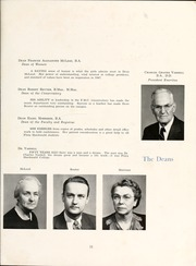 Page 15, 1947 Edition, Flora Macdonald College - White Heather Yearbook (Red Springs, NC) online yearbook collection