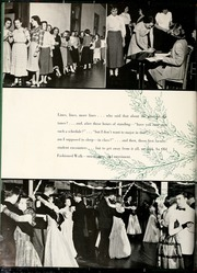 Page 10, 1950 Edition, Flora Macdonald College - White Heather Yearbook (Red Springs, NC) online yearbook collection