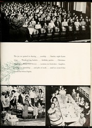 Page 11, 1950 Edition, Flora Macdonald College - White Heather Yearbook (Red Springs, NC) online yearbook collection