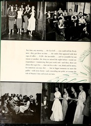 Page 12, 1950 Edition, Flora Macdonald College - White Heather Yearbook (Red Springs, NC) online yearbook collection