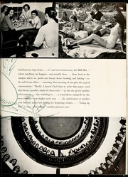 Page 13, 1950 Edition, Flora Macdonald College - White Heather Yearbook (Red Springs, NC) online yearbook collection