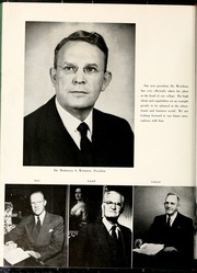 Page 16, 1950 Edition, Flora Macdonald College - White Heather Yearbook (Red Springs, NC) online yearbook collection