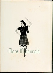 Page 5, 1950 Edition, Flora Macdonald College - White Heather Yearbook (Red Springs, NC) online yearbook collection