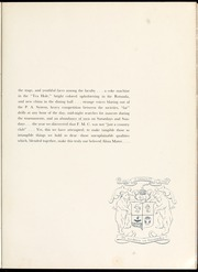 Page 9, 1951 Edition, Flora Macdonald College - White Heather Yearbook (Red Springs, NC) online yearbook collection