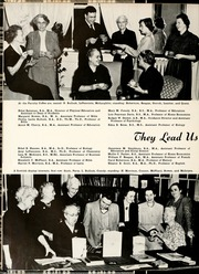 Page 12, 1953 Edition, Flora Macdonald College - White Heather Yearbook (Red Springs, NC) online yearbook collection