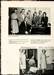 Page 14, 1953 Edition, Flora Macdonald College - White Heather Yearbook (Red Springs, NC) online yearbook collection