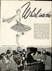 Page 8, 1953 Edition, Flora Macdonald College - White Heather Yearbook (Red Springs, NC) online yearbook collection
