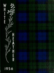 1956 Edition, Flora Macdonald College - White Heather Yearbook (Red Springs, NC)