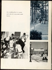 Page 6, 1966 Edition, North Carolina Wesleyan College - Dissenter Yearbook (Rocky Mount, NC) online yearbook collection